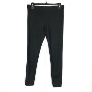 TRINA TURK BLACK LEGGINGS